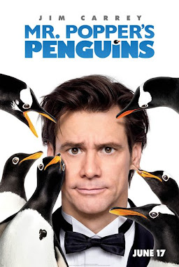 Los Pinguinos de Papa [Mr Poppers Penguins] BRRip 720p Latino