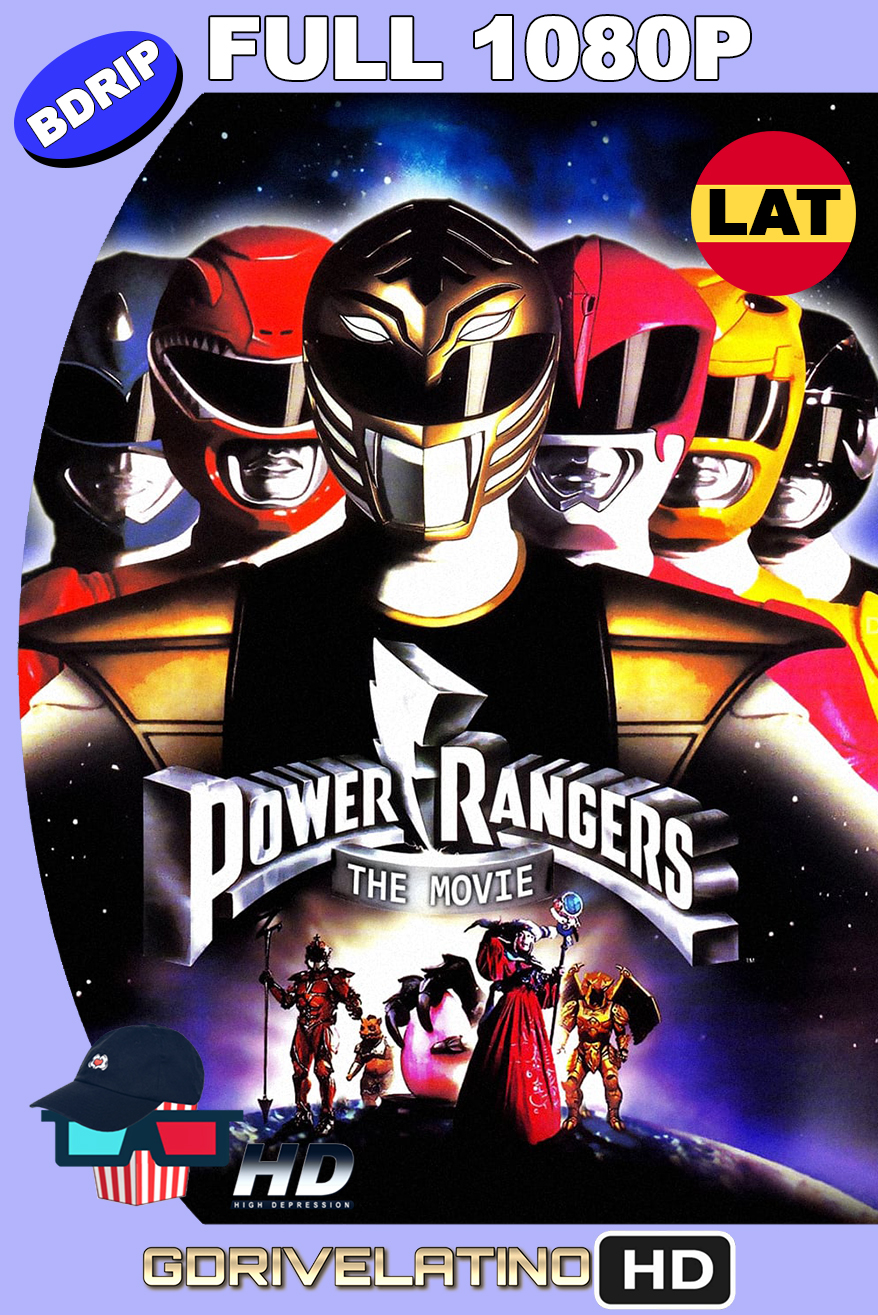 Power Rangers : La Pelicula (1995) BDRip 1080p Latino-Ingles MKV