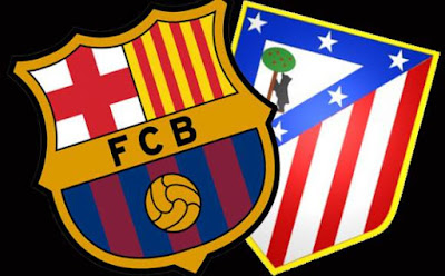 Wounded Barca Focus Jump to Atletico