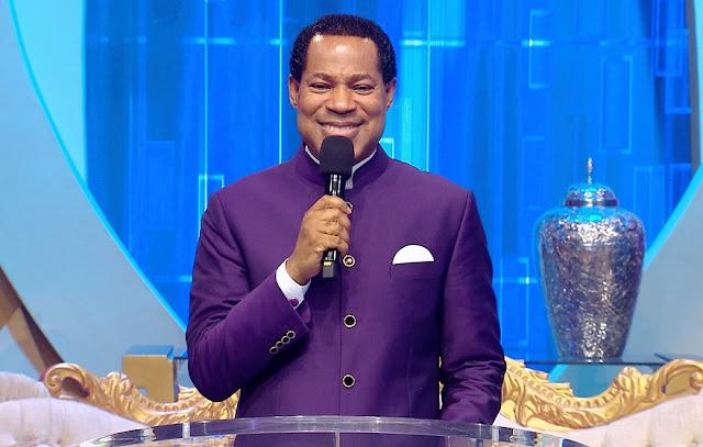 Pastor Chris Oyakhilome Biography