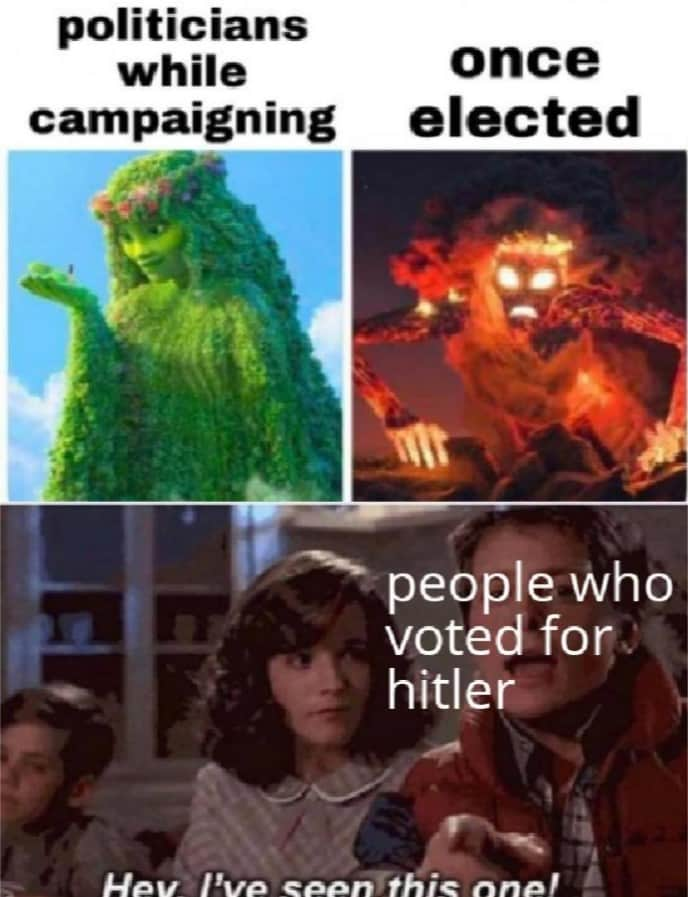 while-campaign-people-voted-for-hilter-funny-dank-memes