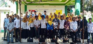 PMII Rayon Al-Ghazali UIN Mataram Resmi Dilantik