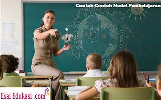 contoh model pembelajaran / esai edukasi