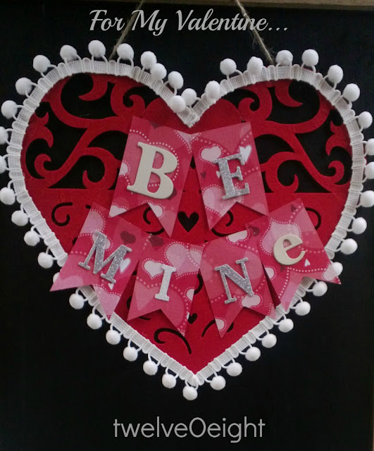 Dollar Tree Valentine Craft