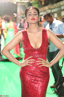 Parul Yadav in Sleeveless Deep Neck Red Gown at IIFA Utsavam Awards March 2017 091.JPG