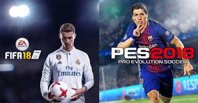 FIFA PES PORTADAS