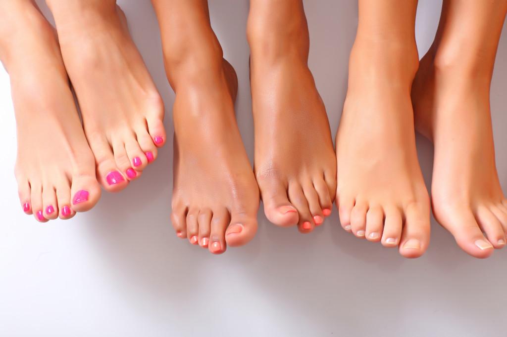 Tips for toenail care: Happy toenails for happy feet