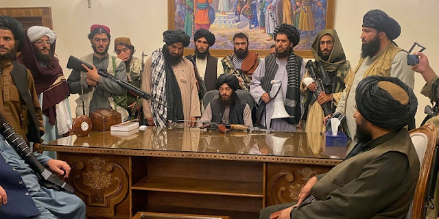 Afghanistan Dikuasai Taliban, Kemlu Siapkan Evakuasi WNI