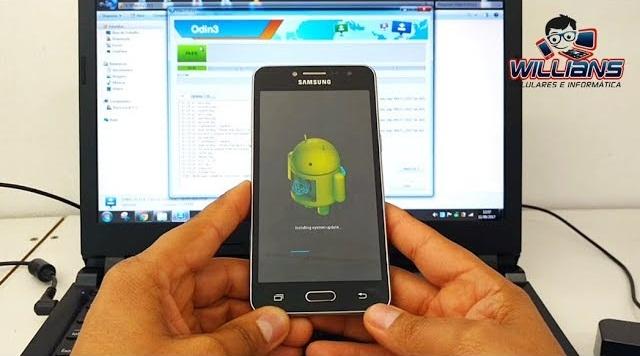 Firmware Stock Rom Samsung Galaxy J2 Prime SM-G532, G532MT, Instalar, Atualizar, Restaurar