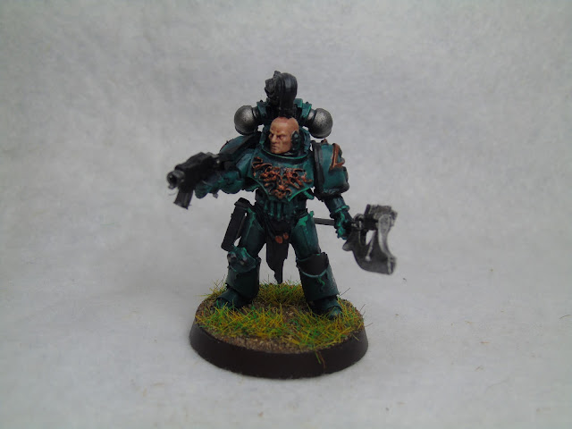 sons of horus captain capt hq centurian