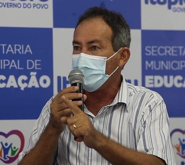 Prefeito de Itapicuru comenta dificuldades ao assumir Prefeitura e lamenta abandono deixado pela ex-gestão