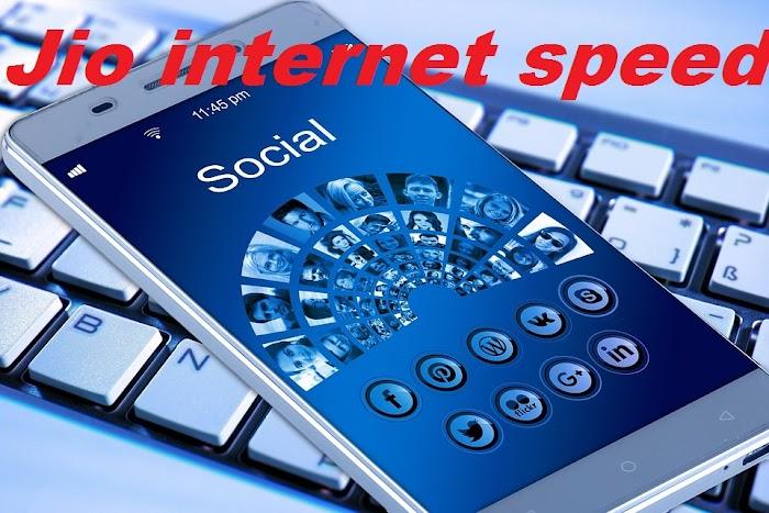 जिओ इंटरनेट स्पीड बढ़ाए 3 गुना ज्यादा - jio ka net slow chal raha hai