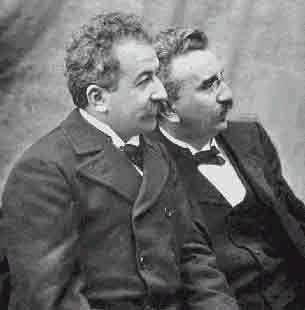 Auguste e Louis Lumière