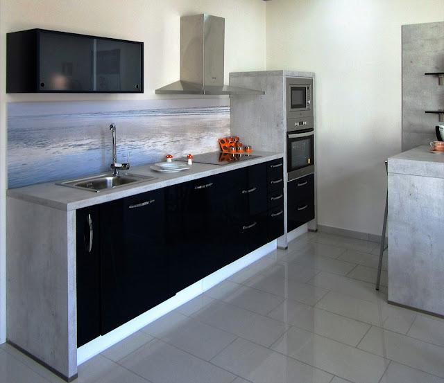 Exposición Cocinas Rillo Teruel Modelo 1