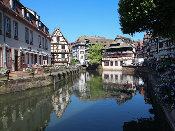 Viking Rhine River Cruise: Strasbourg, France