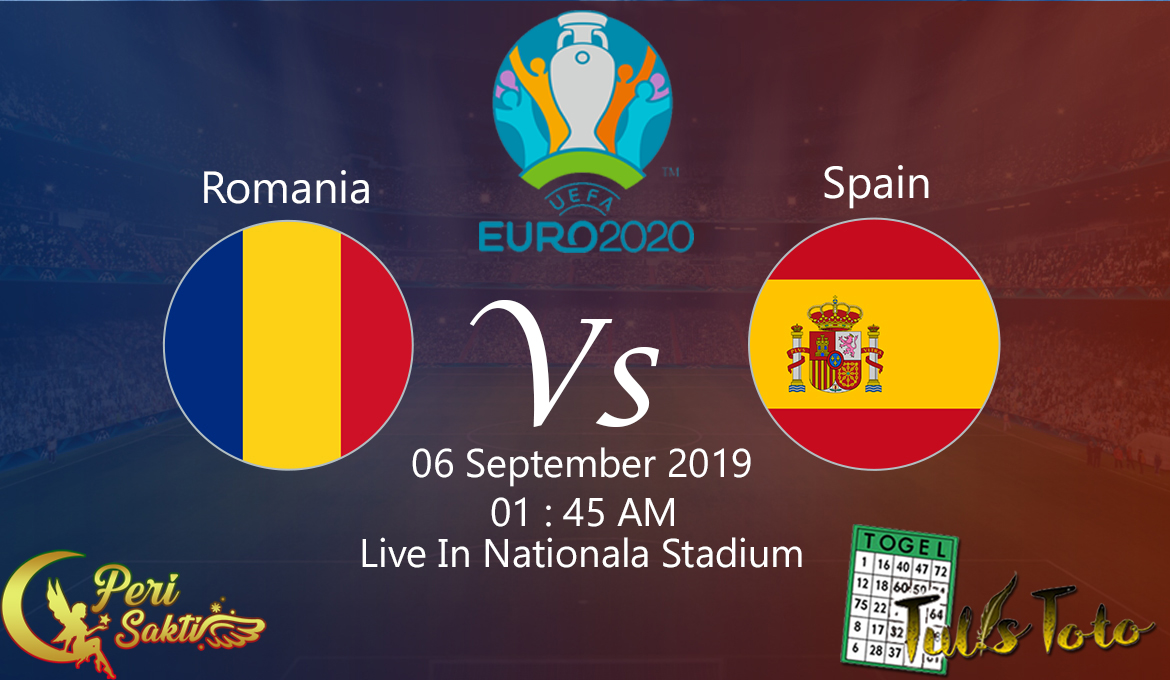 Prediksi Romania Vs Spain Euro Qualification 6 September 2019