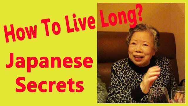Why are the people of Japan live long?