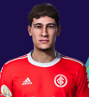 PES 2021 Faces Rodrigo Dourado by Lucas