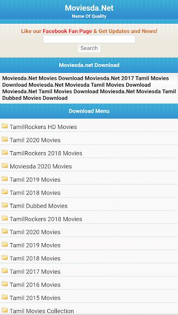 Moviesda Download Moviesda Movies MP4 Tamil Movie Dubbed Tamil Movie