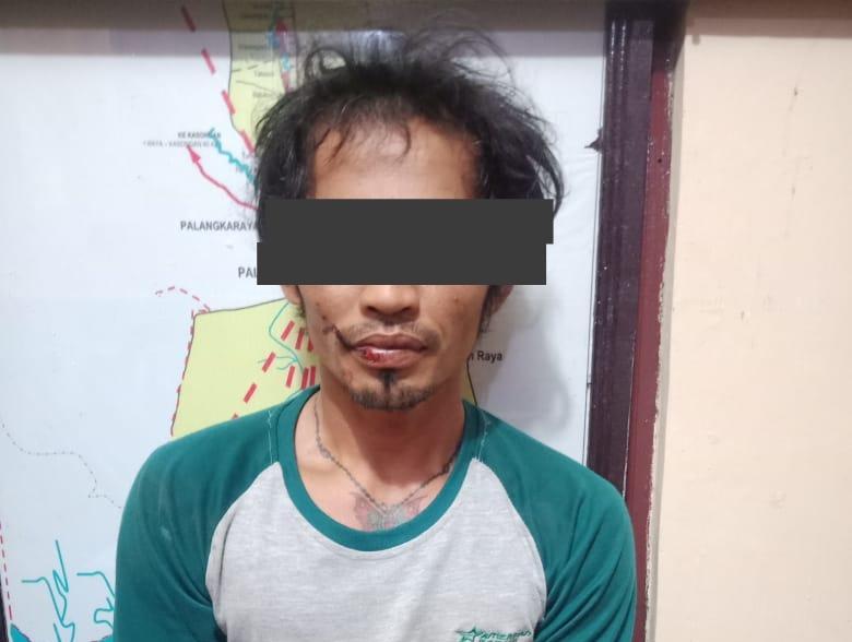 Polres Pulang Pisau Kembali Tangkap Pengedar Shabu di Kecamatan Kahayan Tengah