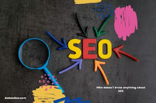 Who doesn't know anything about SEO