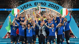 Italia jawara Euro 2020
