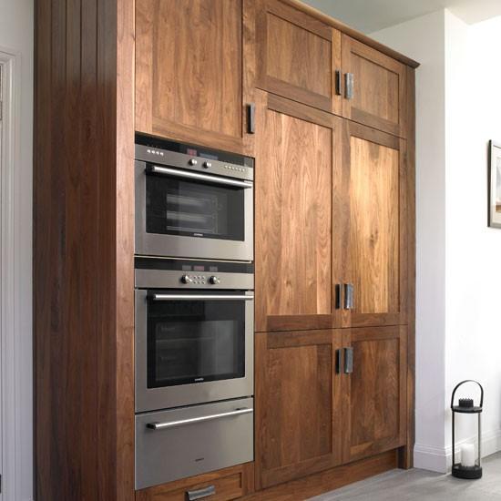 Walnut Kitchen Designs: HOME INTERIOR DESIGN