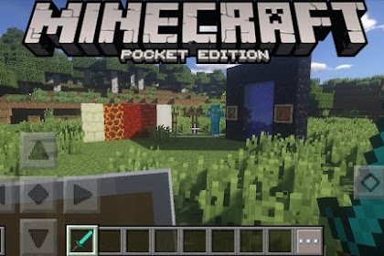 Download Minecraft Mod Apk Pocket Edition Versi Terbaru