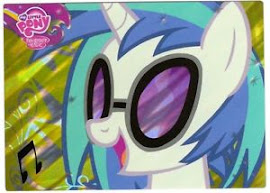 My Little Pony DJ Pon-3 Series 2 Trading Card
