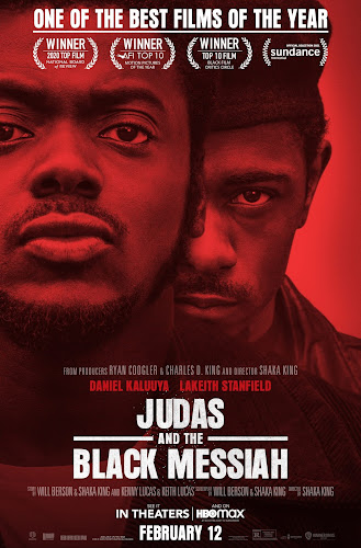 Judas and the Black Messiah (Web-DL 720p Dual Latino / Ingles) (2021)