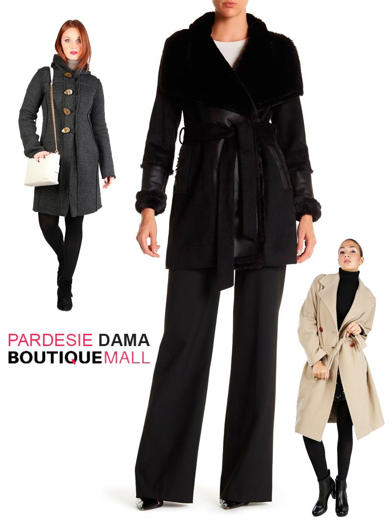 Pardesie dama Boutique Mall