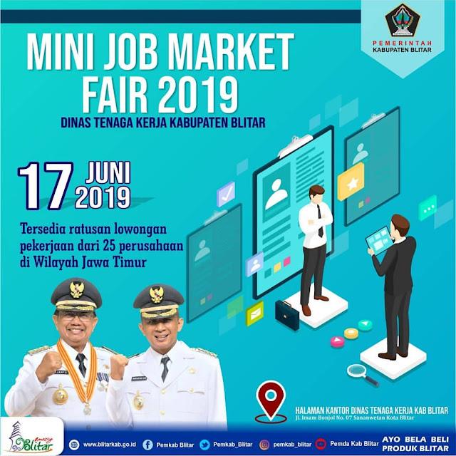 Job Fair Kabupaten Blitar