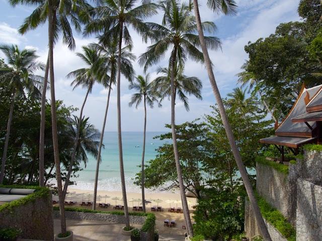 Amanpuri Phuket, Puri Pansea Beach