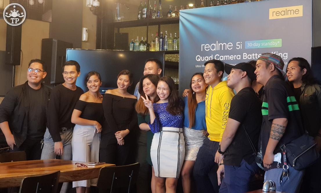 ArdentComm, Realme 5i Launch Philippines