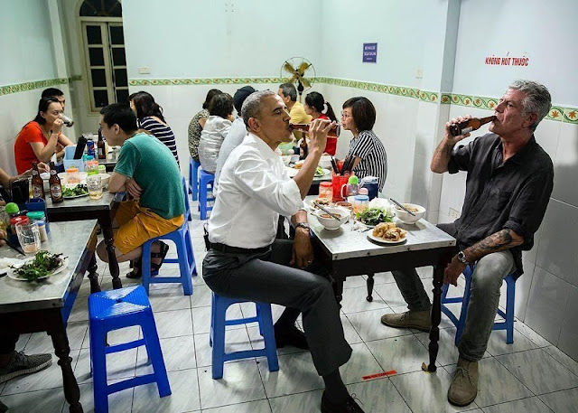 Vietnamese food that President Obama has enjoyed in Hanoi 1