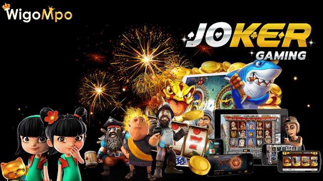 Situs Slot Joker123 Terbaru