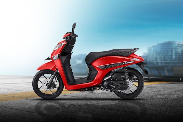 Honda Genio 2019 Keren Sih, Tapi