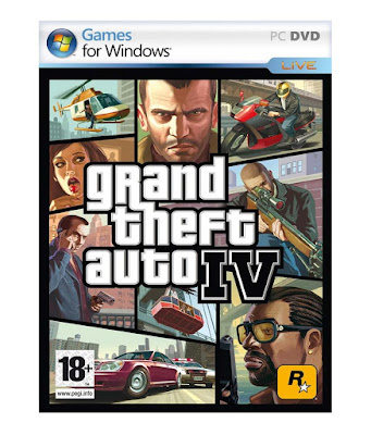 GTA 4 Highly Pc Game 4.6GB