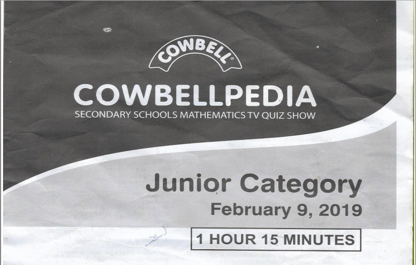 Cowbellpedia Past Questions & Answers [2009 - 2020] | Free