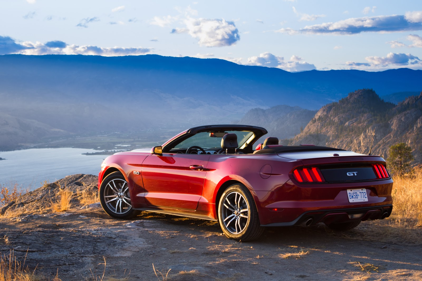 Horstpower A Tale Of Two Mustangs 2015 Ford Mustang Convertible