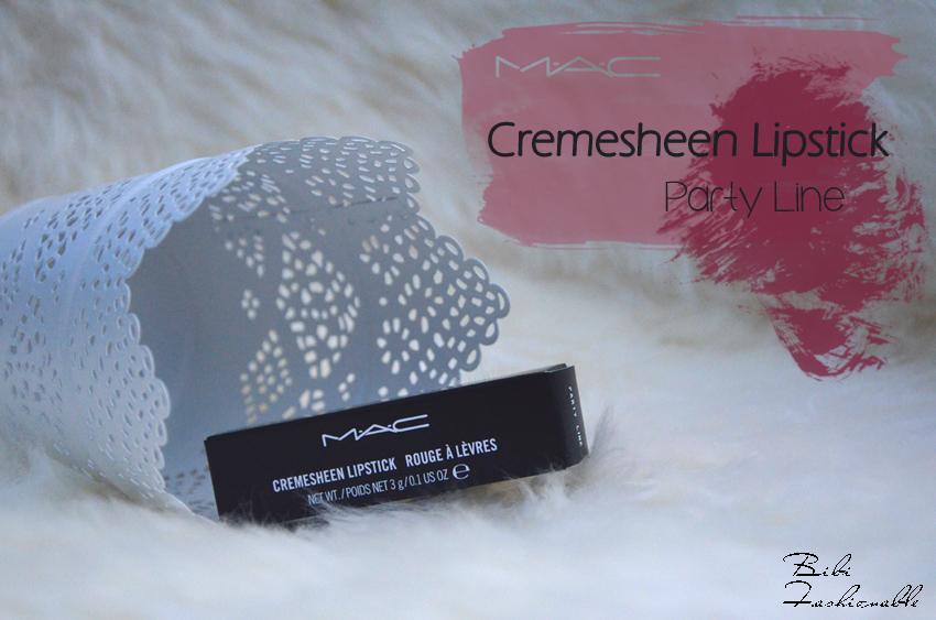 Cremesheen Lipstick Party Line Produktbild