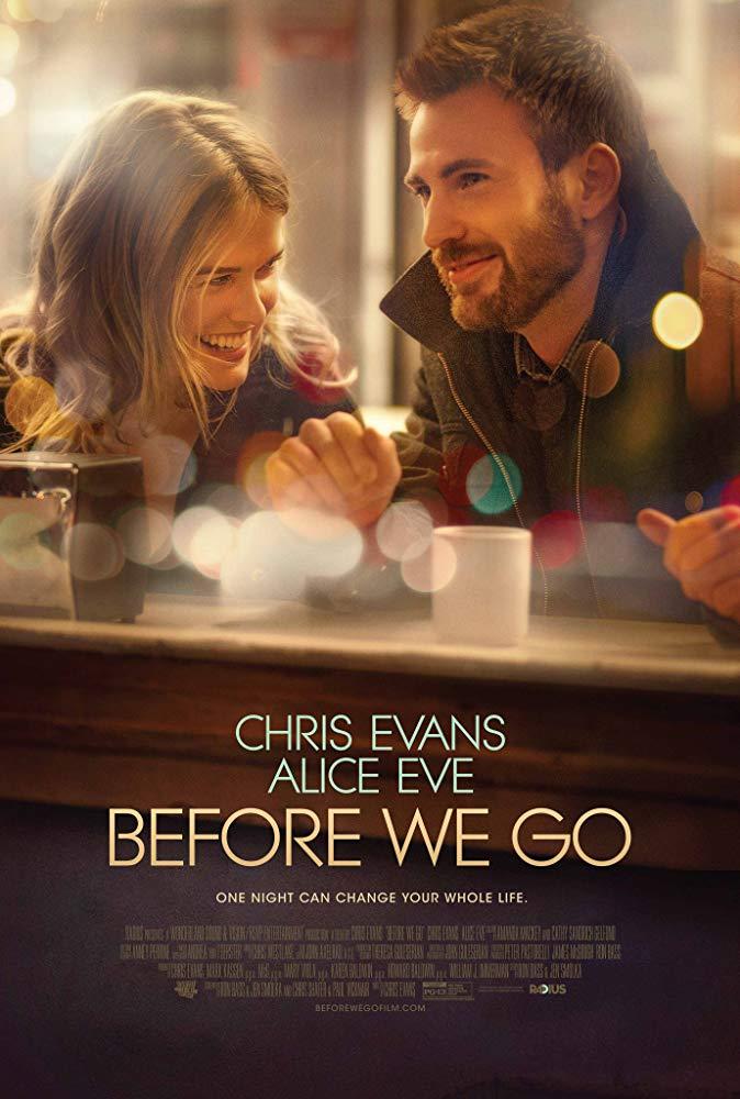 Before We Go (2014) BluRay 480p & 720p