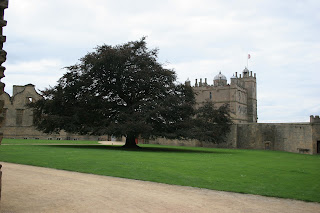 Morgan's Milieu | Summer Holidays: Bolsover Castle