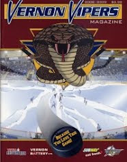 Vernon Vipers 2008-09 Program (First Edition)