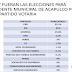 PRD a la cabeza en preferencia electoral para la alcaldía de Acapulco, revela encuesta