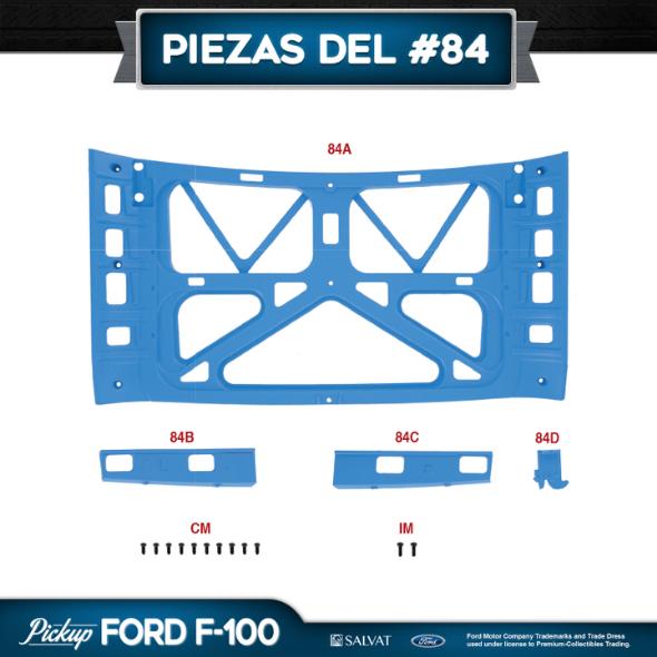 Entrega 84 Ford F-100