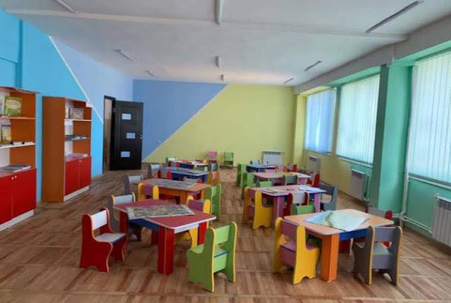 18 nuevas escuelas preescolares abrieron en Armenia