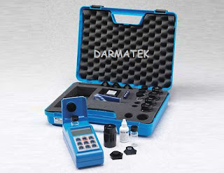 Darmatek Jual Hanna HI-93414 Turbidity and Free / Total Cl2 Portable Meter