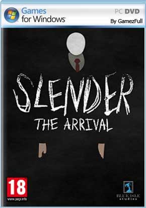 Descargar Slender The Arrival pc full español mega 1 link.