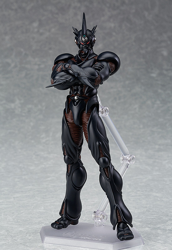 Toy Review Max Factory Figma Guyver Iii Anime Figure Vs Max Factory